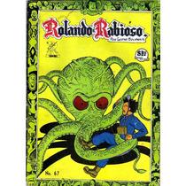 Tlax Comic De Rolando El Rabioso # 67