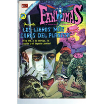 Tlax Comic De Fantomas #128 Los Libros Mas Caros Del Planeta