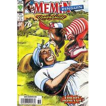 Tlax Comic De Memin Pinguin #76 Edición Homenaje Edit. Vid