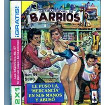 Tlax Comic Sensacional De Barrios #91 Editorial Ejea