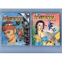 Tlax Lote De Comics De El Libro Pasional Novedades Editores