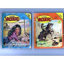 Tlax Lote De Comics De El Libro Vaquero Novedades Editores