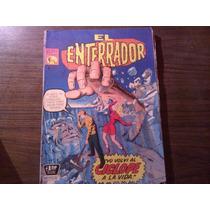 Comics De El Enterrador, Editorial La Prensa Varios Numeros