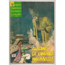 Comic Mexicano Aladino Y La Lámpara Maravillosa Ed Sol 1965