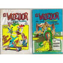 El Valedor. Comics. (tomas Mojarro) (año-1988) $70.00