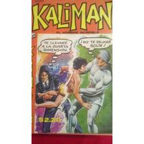 Kaliman El Hombre Increible #699, Promotora K