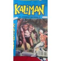 Kaliman El Hombre Increible #212, Editorial Del Bajio