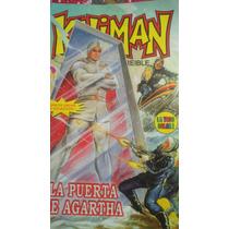Kaliman El Hombre Increible #008, A Todo Color