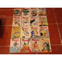Comic El Tío Porfirio Anos 60s Varios Números Editormex