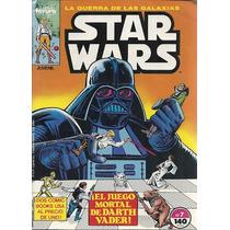 Starwars La Guerra De Las Galaxias Comic