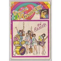 Colección 114 Comics Originales La Banda Timbiriche De 1984