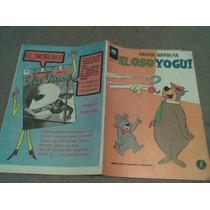 Comic El Oso Yogui Editorial El