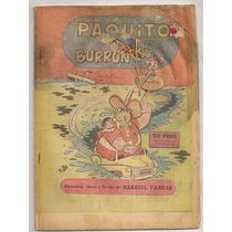 Comic Paquito La Familia Burrón Gabriel Vargas De 1956