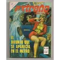 Comic Leyenda El Fantasma De La Malinche En Coyoacán 1986