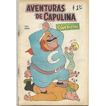 Comic´s De Las Aventuras De Capulina