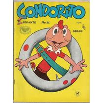 Rarísimos Comics Gigantes Condorito Con Pósters De 1984