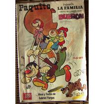 Historieta, Paquito Presenta La Familia Burron, N°17115