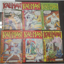 Comics Kaliman Primera Edición Promotora K