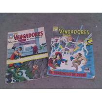 Comics Los Vengadores De La Prensa Thor