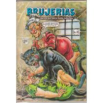 Comics Brujerias.(hermelinda Linda) Numeros Bajos. $70.00