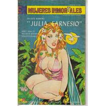 Mujeres Inmortales.(coleccion Cortesanas) $80.00 (año-1970)