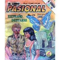Tlax Comic El Libro Pasional # 176 ( Extraño Desvario)