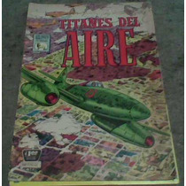 Comic Titanes Del Aire No.8