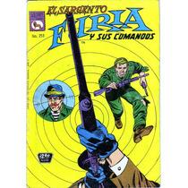 Tlax Comic Del Sargento Furia #253 De Editorial La Prensa