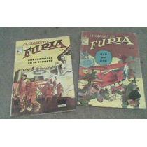 Comics Sargento Furia No.16,19