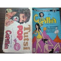 Comic Cepillin Editorial Macc Division Historietas 1978