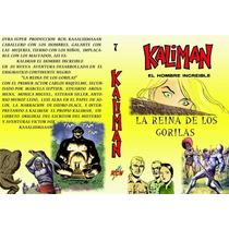 Kaliman La Reina De Los Gorilas: La Radionovela