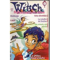 Revista Witch No.3,edición Española, 2003,82 Pag. A Color