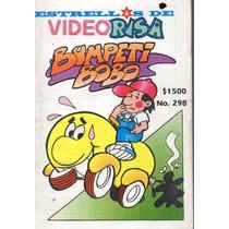 Videorisa N.298, Bumpeti Bobo,1985,32 P.a Color, Ed.hersa