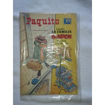 Comic Paquito La Familia Burrón