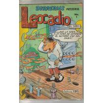 Burrerias Presenta: Leocadio (editormex) (año-1970) $100.00