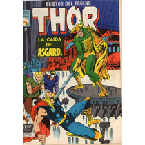 El Dios Del Truno Thor Editorial La Prensa Años 70s