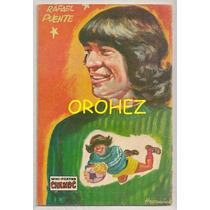 Comic Chanoc Futbol Poster Rafael Puente 1975