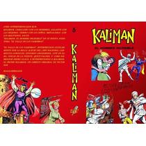 Kaliman El Valle De Los Vampiros:la Radionovela Envío Grátis