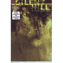 Comic Silent Hill # 01, 02, 03, 04, 05 Editorial Kamite