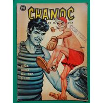 1965 Chanoc Aventuras De Mar Y Selva #297 Comic Herrerias