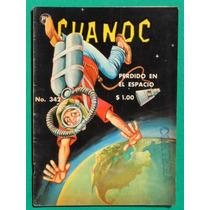 1966 Chanoc Aventuras De Mar Y Selva #342 Comic Herrerias