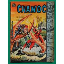 1966 Chanoc Aventuras De Mar Y Selva #365 Comic Herrerias