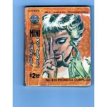 Tlax Comic Mini Carcel De Mujeres #619 ( Promesa Cumplida)