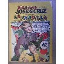 La Pandilla # 39 Jose G. Cruz Mexico Años 50