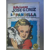 La Pandilla # 41 Jose G. Cruz Mexico Años 50