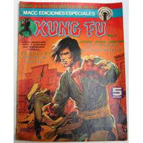 Kung Fu No. 6 / 30 Nov 1974 Ed. Macc Ediciones Esp