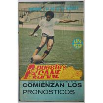 Apueste Y Gane Club América Cabinho Monterrey 1978 Hm4