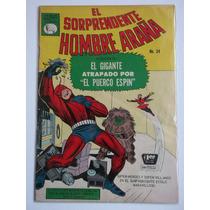 El Sorprendente Hombre Araña # 34 La Prensa Mayo 1965