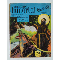 1956 Coleccion Inmortal 3 Revista Ilustrada Por Jose G. Cruz