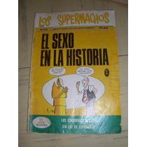 Los Supermachos # 712 Agosto 23 De 1979